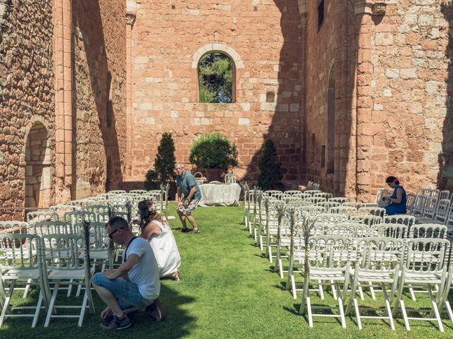 La boda de Gustavo y Natalia en Ayllon, Segovia 2