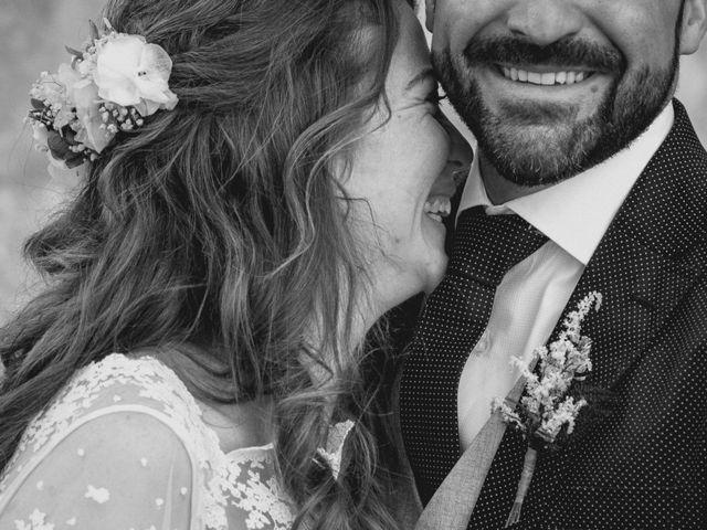 La boda de Gustavo y Natalia en Ayllon, Segovia 7