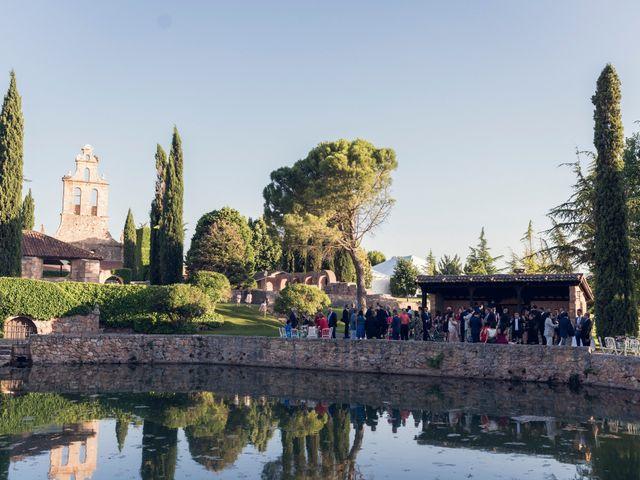 La boda de Gustavo y Natalia en Ayllon, Segovia 8