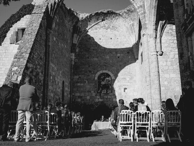 La boda de Gustavo y Natalia en Ayllon, Segovia 13