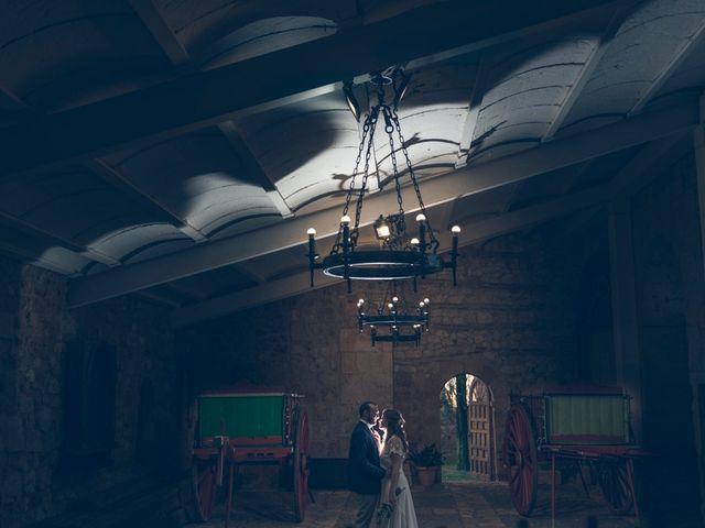 La boda de Gustavo y Natalia en Ayllon, Segovia 14
