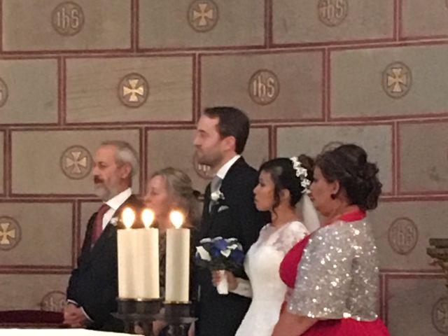 La boda de Israel y Martha en Javier, Navarra 2