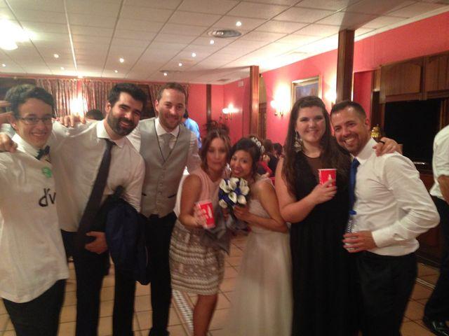 La boda de Israel y Martha en Javier, Navarra 6