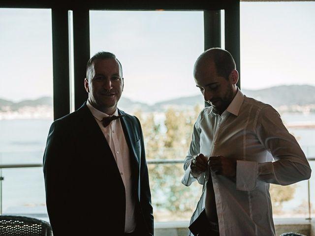 La boda de André y Aldara en Vigo, Pontevedra 18