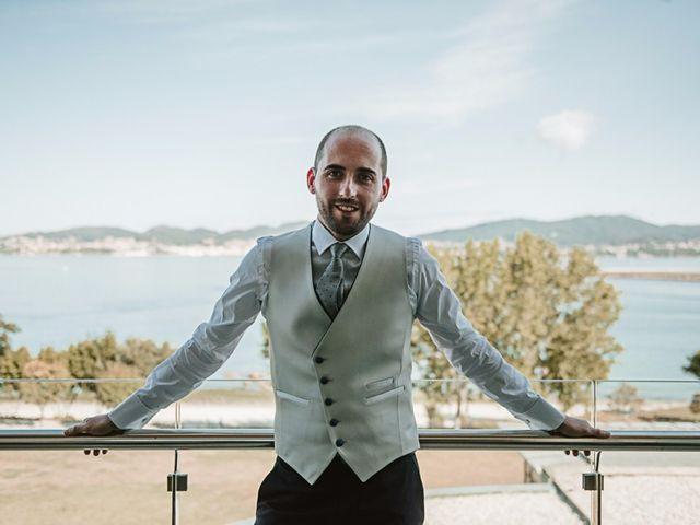 La boda de André y Aldara en Vigo, Pontevedra 24
