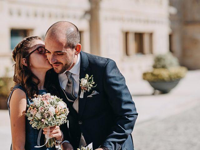 La boda de André y Aldara en Vigo, Pontevedra 36