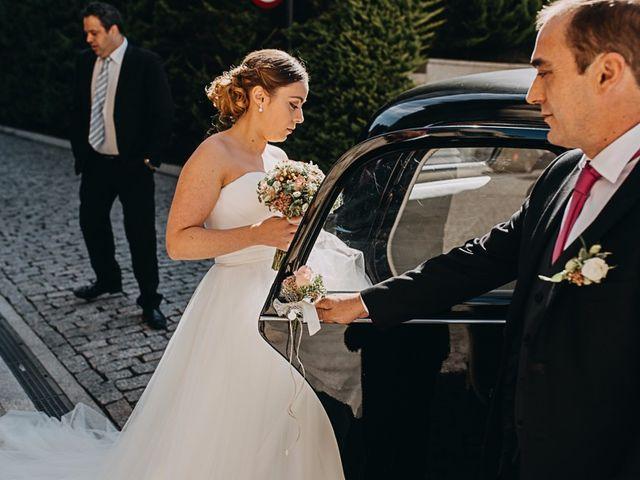 La boda de André y Aldara en Vigo, Pontevedra 37