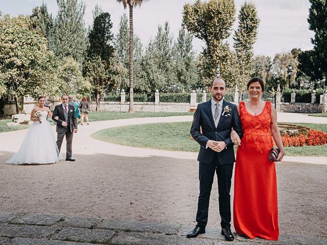 La boda de André y Aldara en Vigo, Pontevedra 40