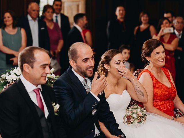 La boda de André y Aldara en Vigo, Pontevedra 43