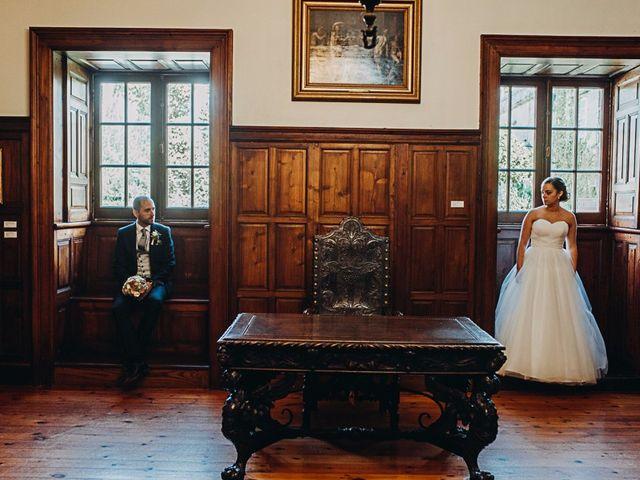 La boda de André y Aldara en Vigo, Pontevedra 52