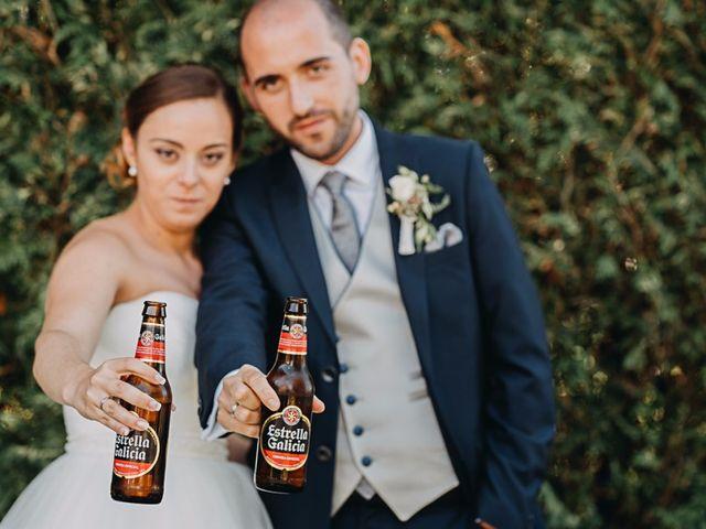 La boda de André y Aldara en Vigo, Pontevedra 60