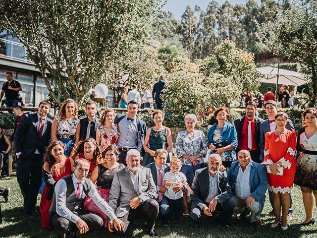 La boda de André y Aldara en Vigo, Pontevedra 62