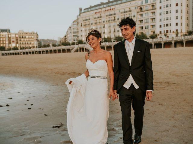 La boda de Pedro y Ainhoa en Donostia-San Sebastián, Guipúzcoa 11