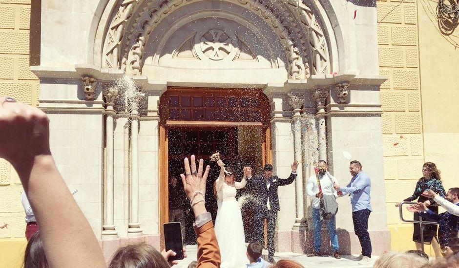 La boda de Pedro y María  en Cartagena, Murcia