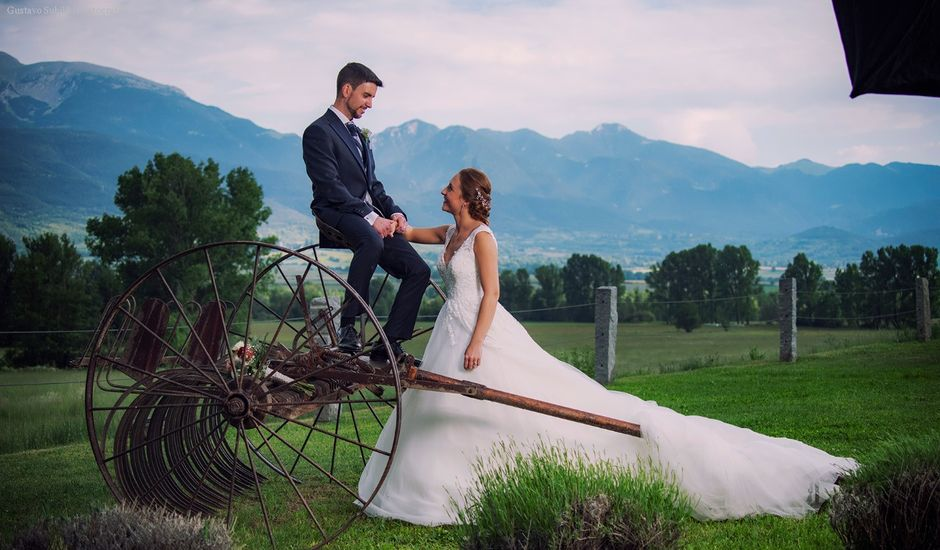 La boda de Jordi y Jessica en Bolvir, Girona