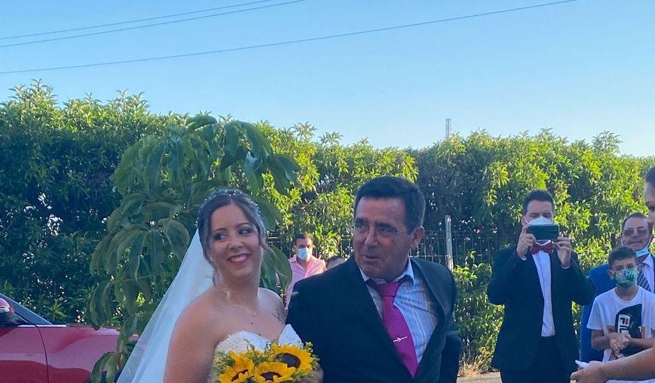 La boda de Jose y Noelia en La Mojonera, Almería