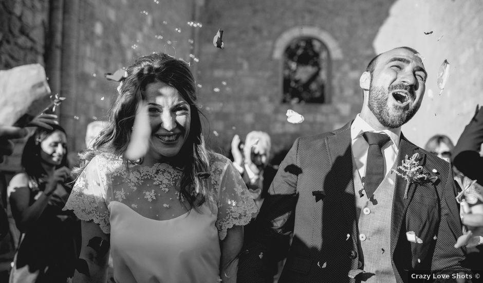La boda de Gustavo y Natalia en Ayllon, Segovia