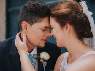 La boda de Nuria y David 1