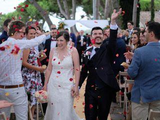 La boda de Alexandra y Gabriel