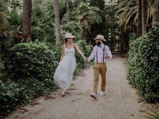 La boda de Lorena y Miguel