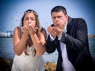 La boda de Erika y Nicolás