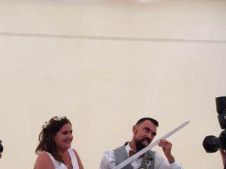 La boda de Berta y Joan 1