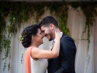La boda de Eva y Miguel