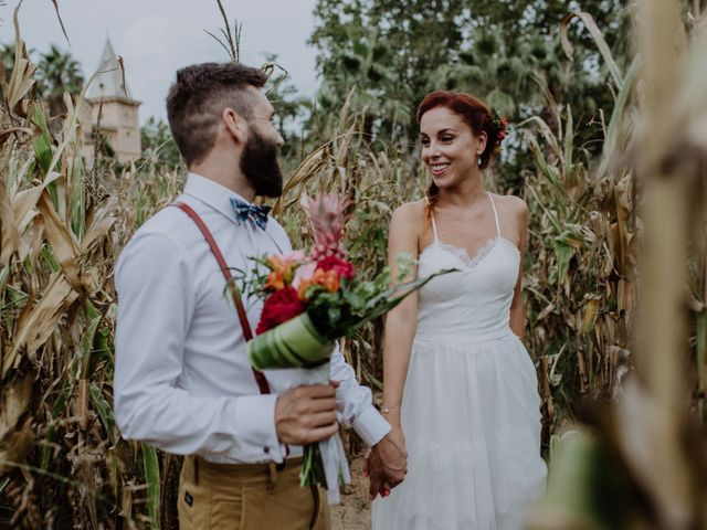 La boda de Miguel y Lorena en Cambrils, Tarragona 51