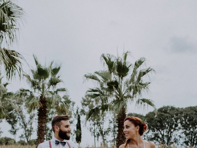La boda de Miguel y Lorena en Cambrils, Tarragona 55