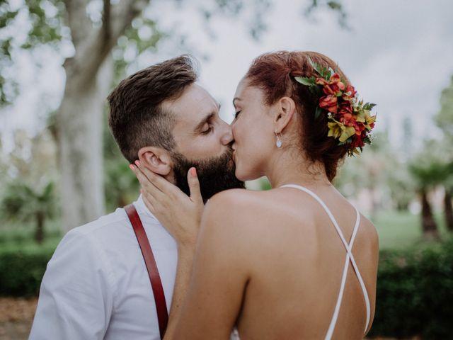 La boda de Miguel y Lorena en Cambrils, Tarragona 59