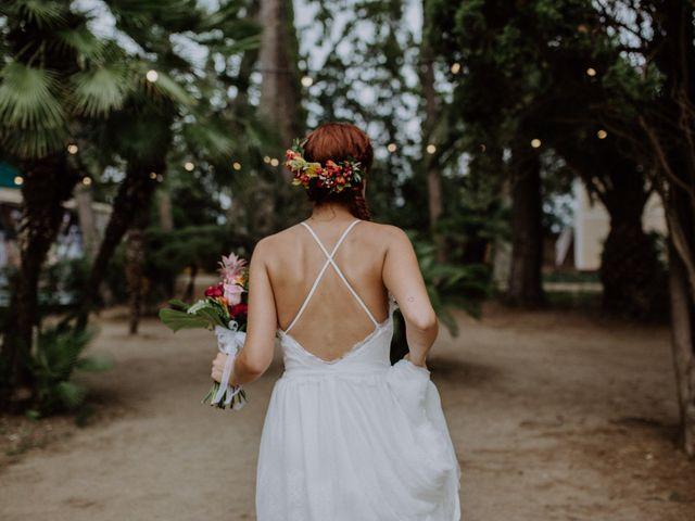 La boda de Miguel y Lorena en Cambrils, Tarragona 63