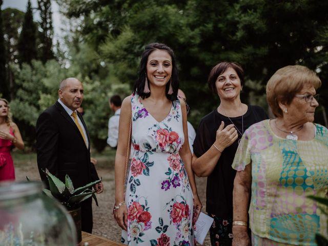 La boda de Miguel y Lorena en Cambrils, Tarragona 68