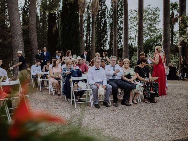 La boda de Miguel y Lorena en Cambrils, Tarragona 73