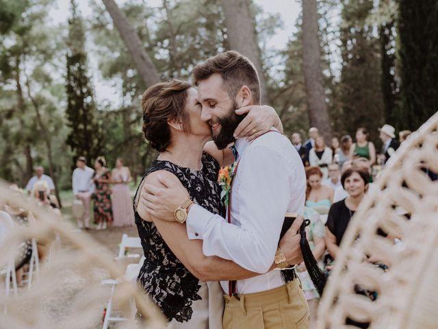 La boda de Miguel y Lorena en Cambrils, Tarragona 75