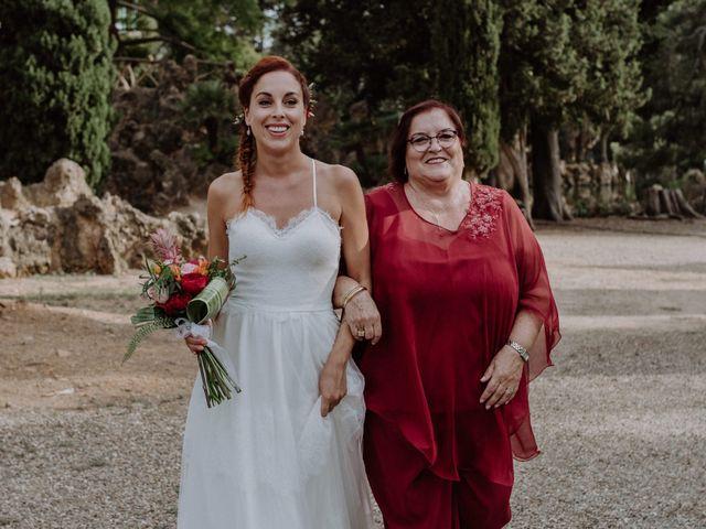 La boda de Miguel y Lorena en Cambrils, Tarragona 77