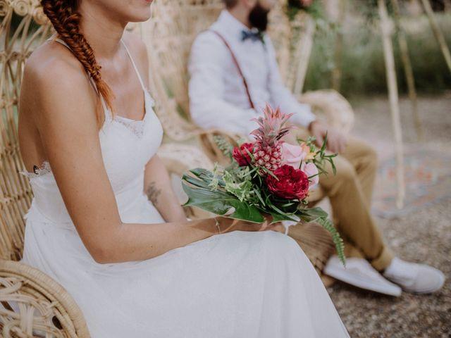La boda de Miguel y Lorena en Cambrils, Tarragona 78