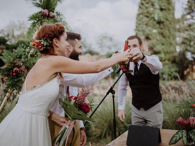 La boda de Miguel y Lorena en Cambrils, Tarragona 80