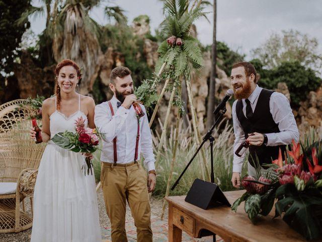 La boda de Miguel y Lorena en Cambrils, Tarragona 81