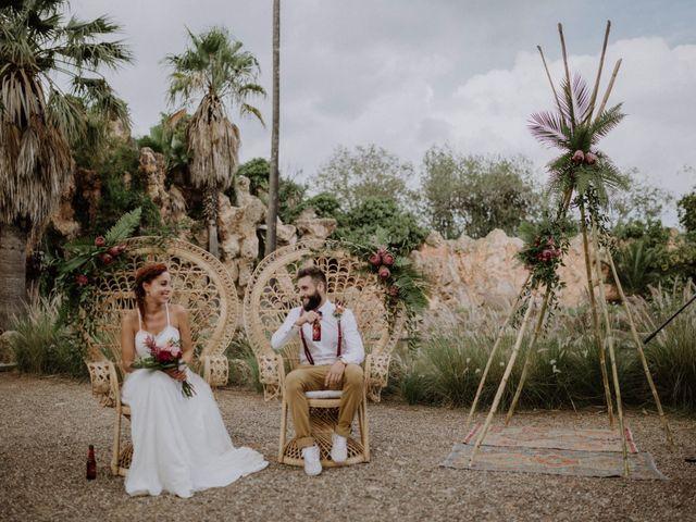 La boda de Miguel y Lorena en Cambrils, Tarragona 86