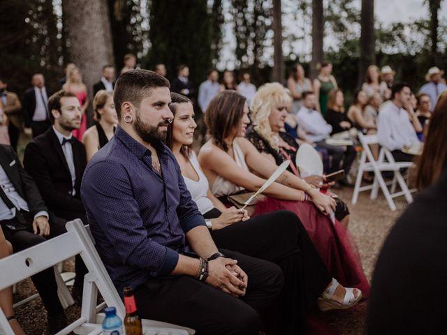 La boda de Miguel y Lorena en Cambrils, Tarragona 90