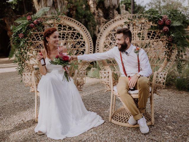 La boda de Miguel y Lorena en Cambrils, Tarragona 95