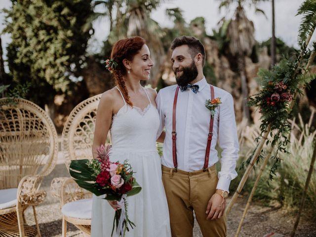 La boda de Miguel y Lorena en Cambrils, Tarragona 99