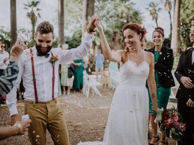 La boda de Miguel y Lorena en Cambrils, Tarragona 107