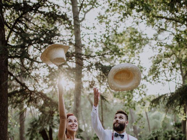 La boda de Miguel y Lorena en Cambrils, Tarragona 114
