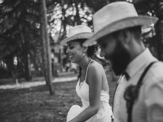 La boda de Miguel y Lorena en Cambrils, Tarragona 115