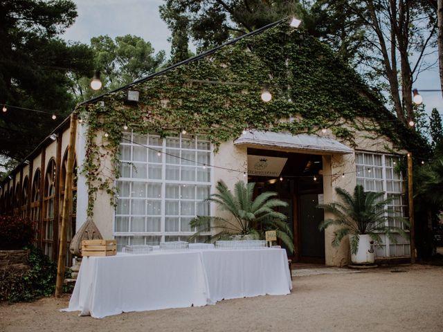 La boda de Miguel y Lorena en Cambrils, Tarragona 118