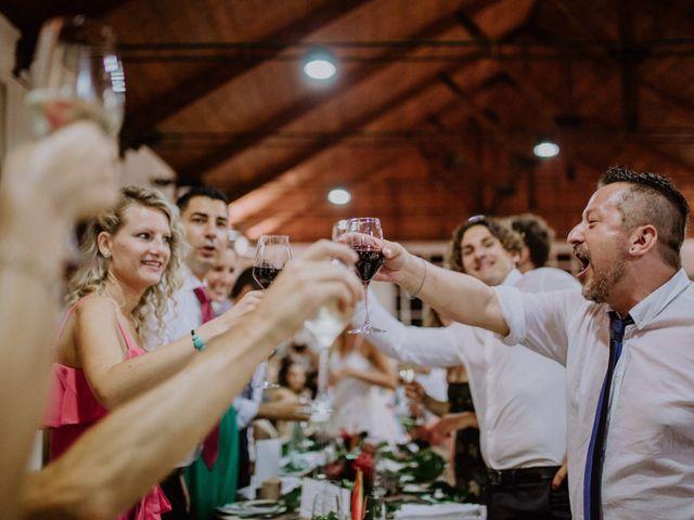 La boda de Miguel y Lorena en Cambrils, Tarragona 123