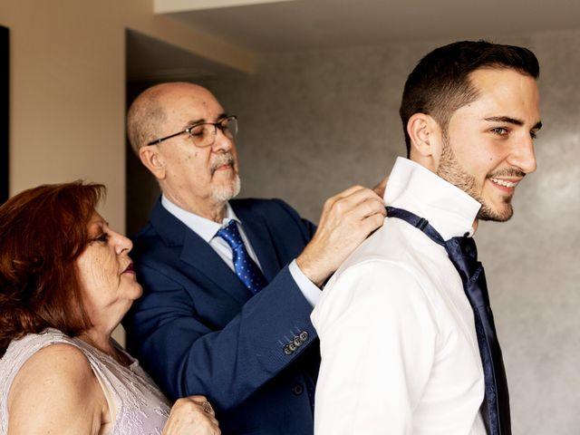 La boda de Néstor y Noelia en Cubas De La Sagra, Madrid 12