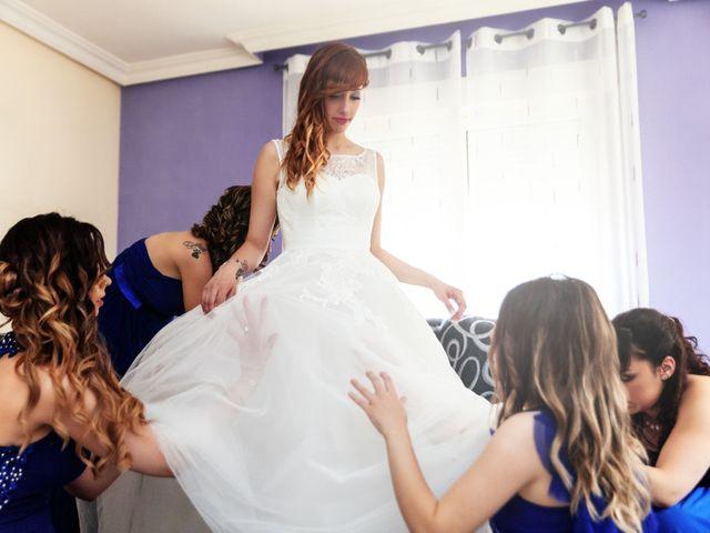 La boda de Néstor y Noelia en Cubas De La Sagra, Madrid 20