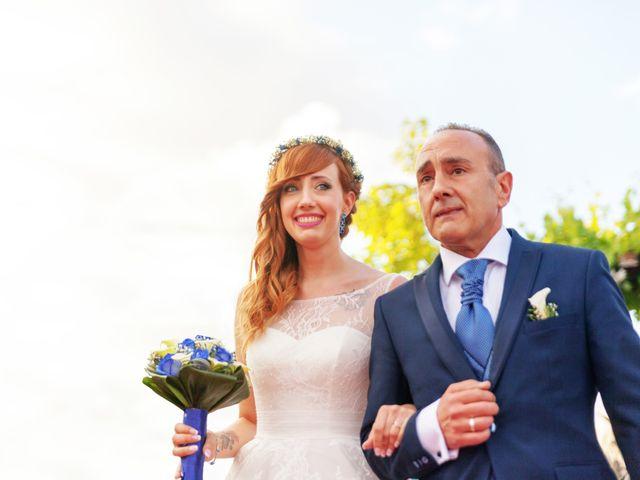 La boda de Néstor y Noelia en Cubas De La Sagra, Madrid 26